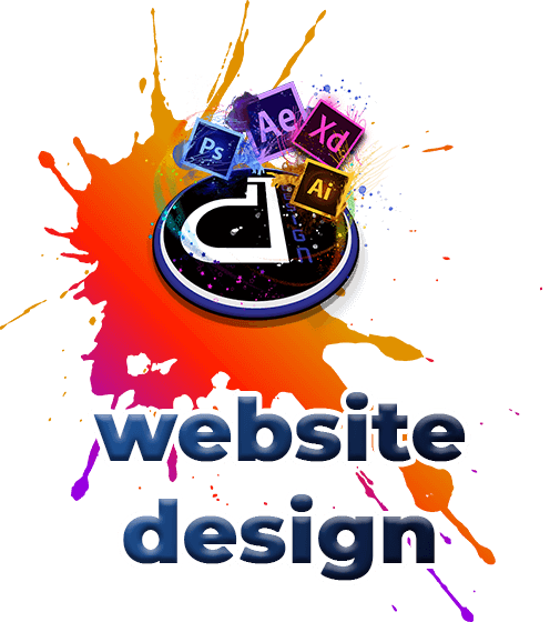 dtdesign website design